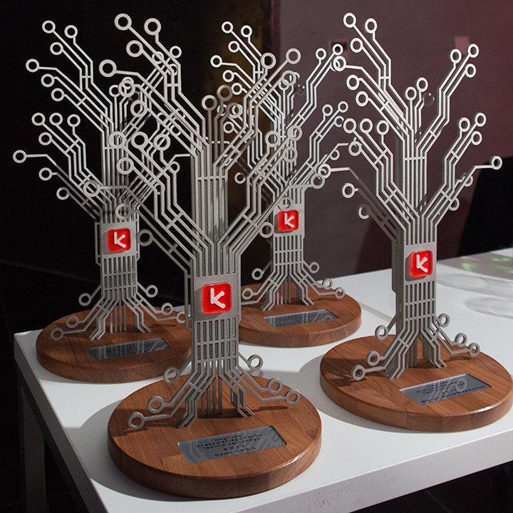 Nagrody Krakowskiego Parku Technologicznego<br>