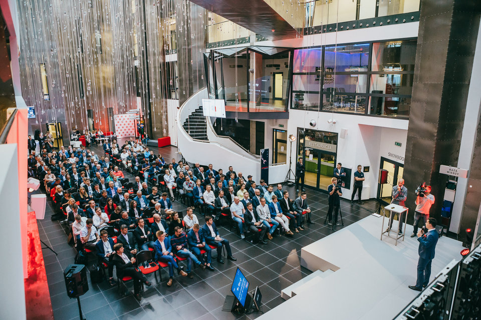 Industry Innovation Day - finał I etapu KPT ScaleUp<br>