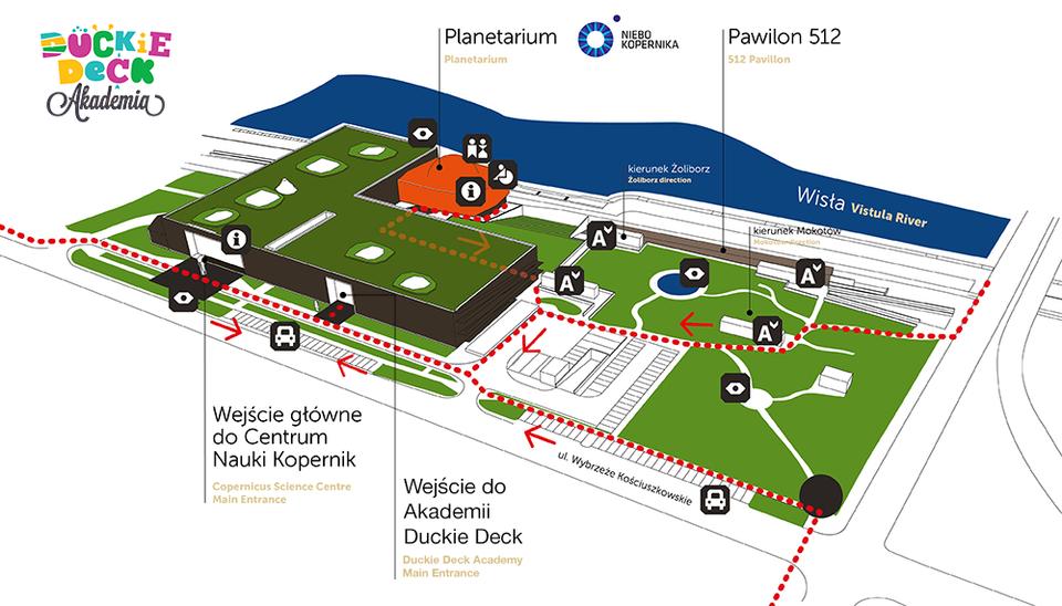 Akademia Duckie Deck_Centrum Nauki Kopernik_mapa.png