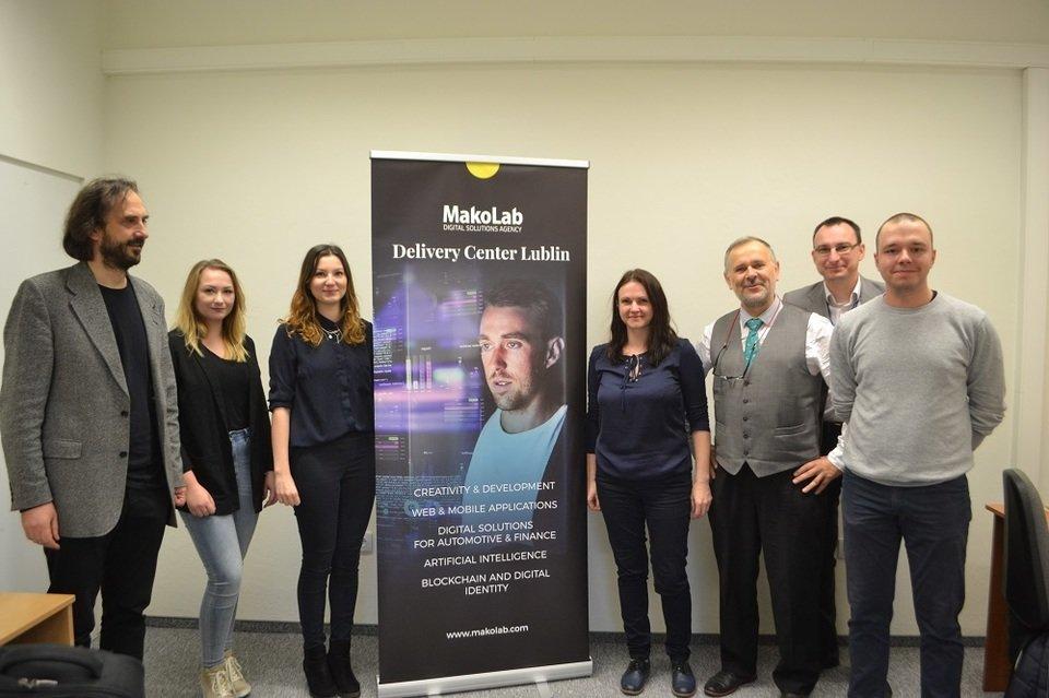 Otwarcie MakoLab Delivery Center w Lublinie