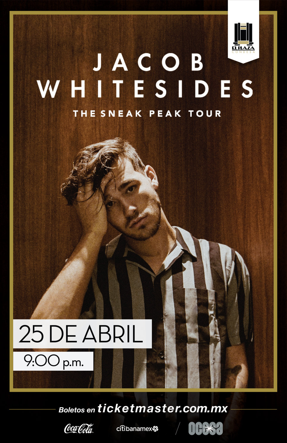 Arte Oficial Jacob Whitesides