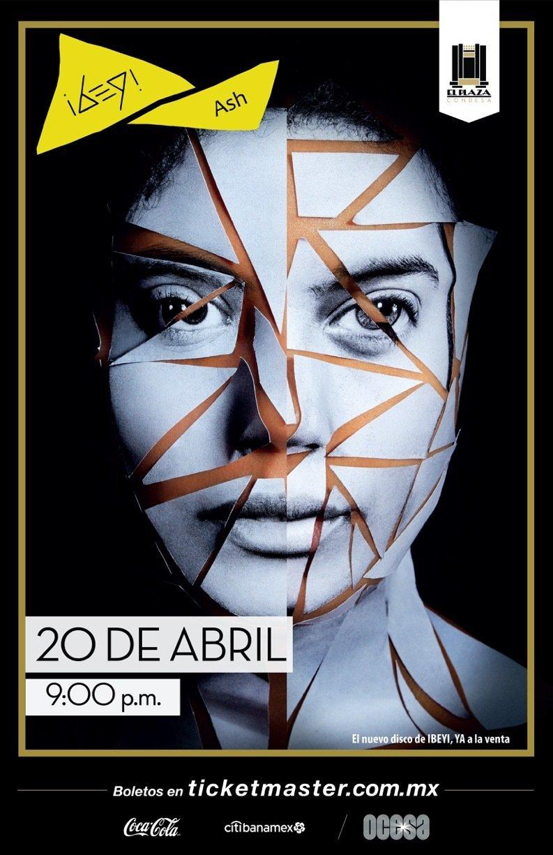 IBEYI, arte oficial, El Plaza