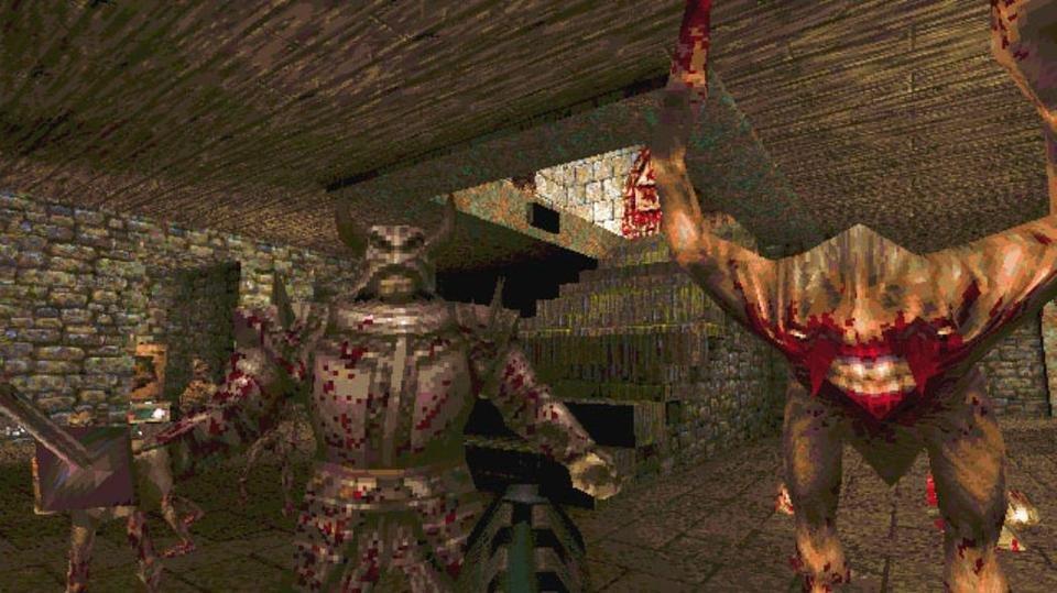 Quake przeraża do dzisiaj
