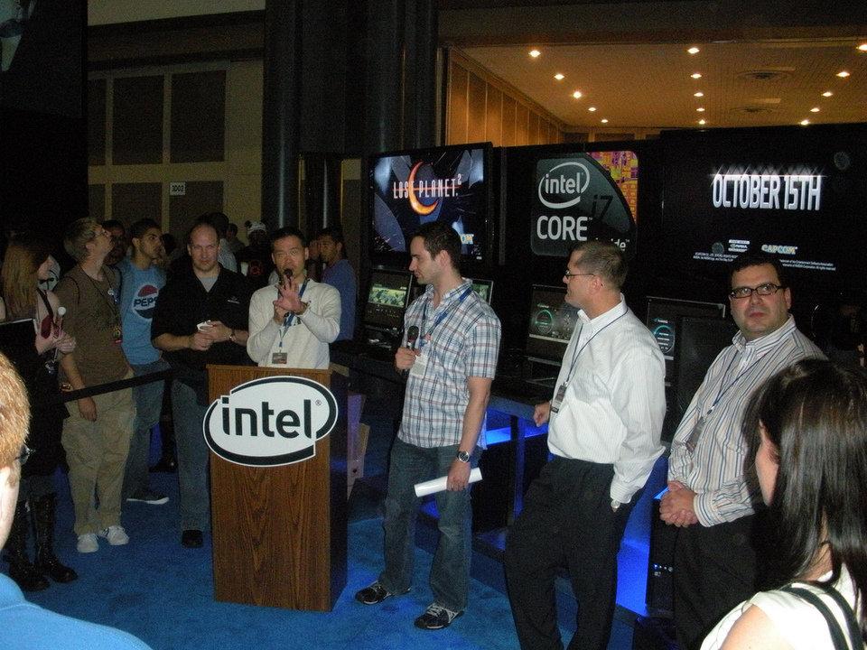 Intel Extreme Masters 2010, Nowy Jork