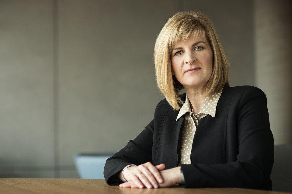 Hanna Wahl - dyrektor pionu rozwoju w Aflofarm Farmacja Polska
