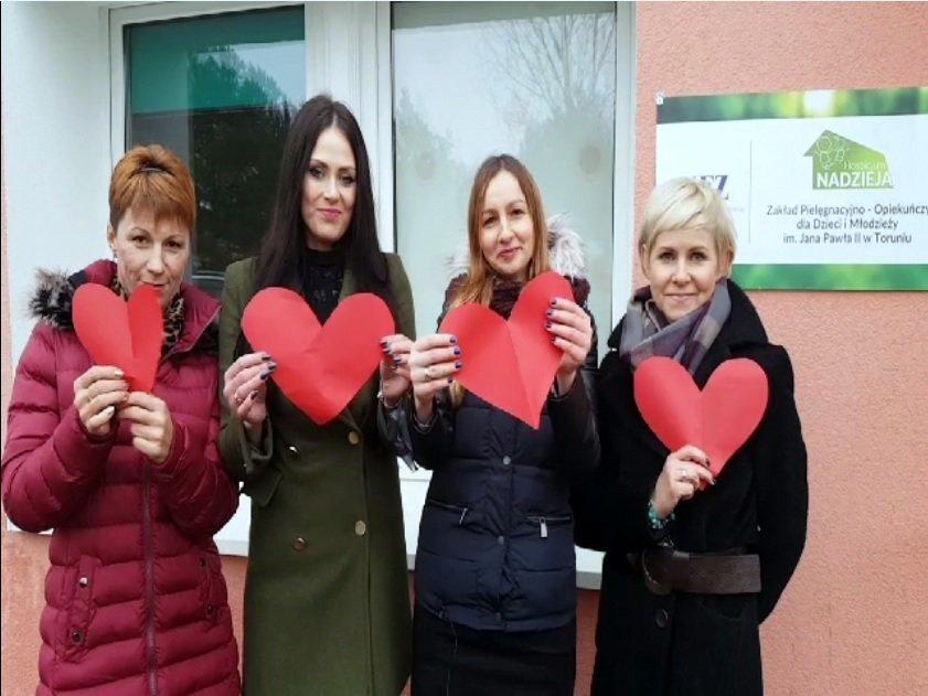 Zespół Biura i Rekrutacji Wyższej Szkoły Bankowej w Toruniu