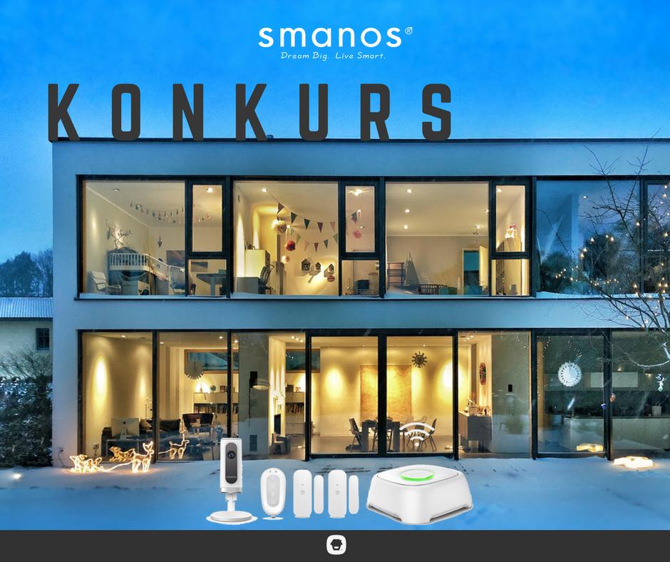 Konkurs na facebook Smanos Polska