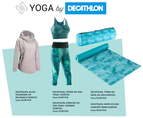 Yoga by Decathlon_zieleń Everest.jpg