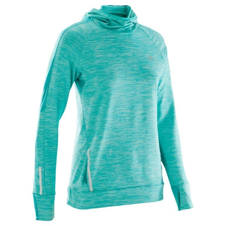 Decathlon, bluza do biegania run warm hood damska, Kalenji, 69,99 PLN (2).jpg