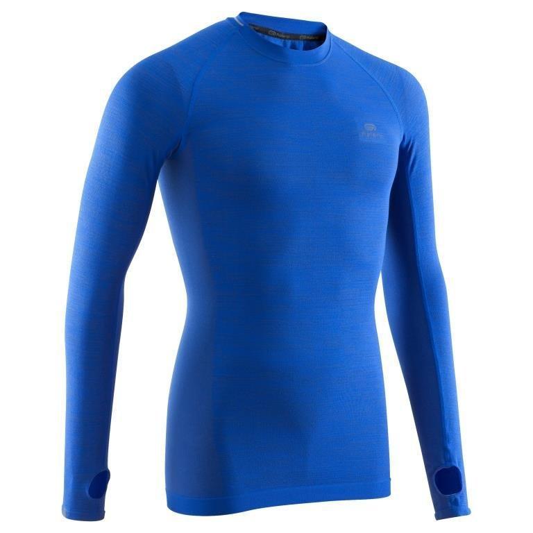 Decathlon, koszulka do biegania długi rękaw skincare kiprun męska Kalenji, 69,99 PLN (2).jpg