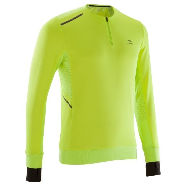 Decathlon, bluza do biegania run warm+ męska Kalenji, 69,99 PLN (4).jpg