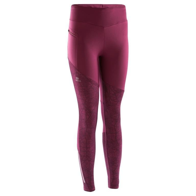Decathlon, legginsy do biegania run warm+ damskie, Kalenji, 69,99 PLN (2).jpg