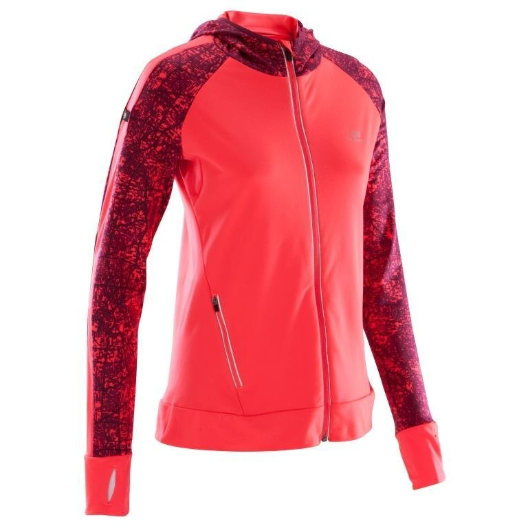 Decathlon, bluza do biegania run warm hood damska, Kalenji, 99,99 PLN (2).jpg
