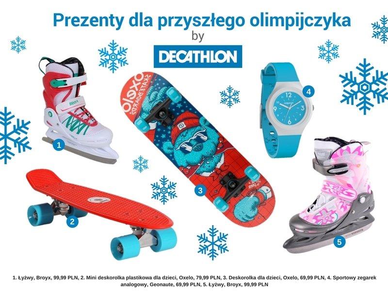 Decathlon, prezenty dla przyszłego olimpijczyka.jpg