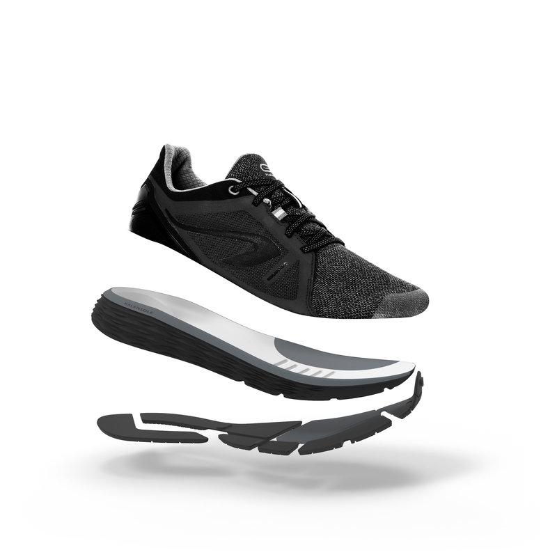 Decathlon, buty do biegania run confort męskie Kalenji, 169,99 PLN (5).jpg