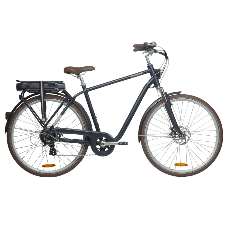 Decathlon, rower miejski elektryczny elops 900 B'twin, 4 499,00 PLN.jpg