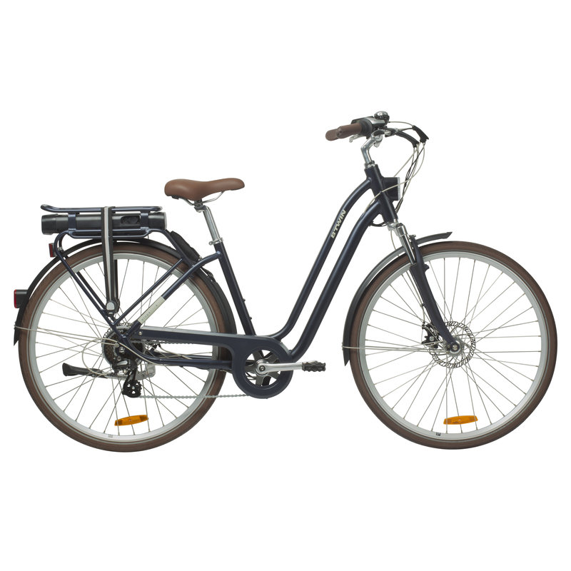 Decathlon, rower miejski elektryczny elops 900 B'twin, 4 499,00 PLN (2).jpg