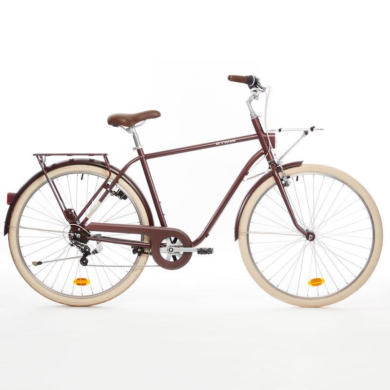 Decathlon, rower miejski elops 520 B'twin, 999,99 PLN (4).jpg