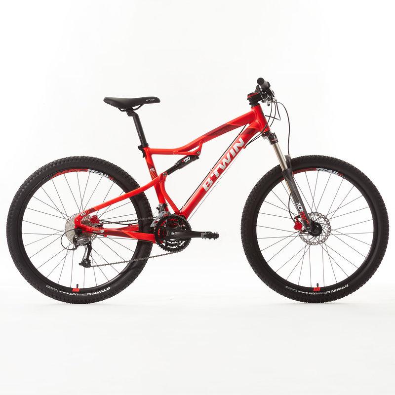 Decathlon, rower górski MTB Rockrider 540 B'twin, 2 299,00 PLN.jpg