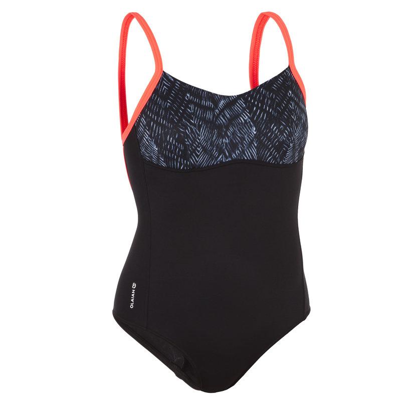 Decathlon, kostium jednoczęściowy damski Olaian, 49,99 PLN.jpg