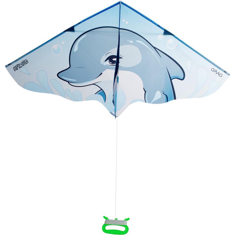 Decathlon, latawiec statyczny delfin Orao, 24,99 PLN.jpg