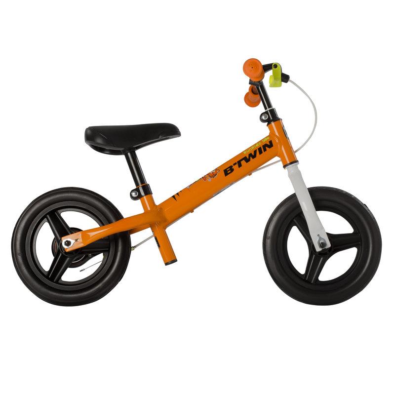 Decathlon, rowerek biegowy dla dzieci B'twin, 199,99 PLN.jpg