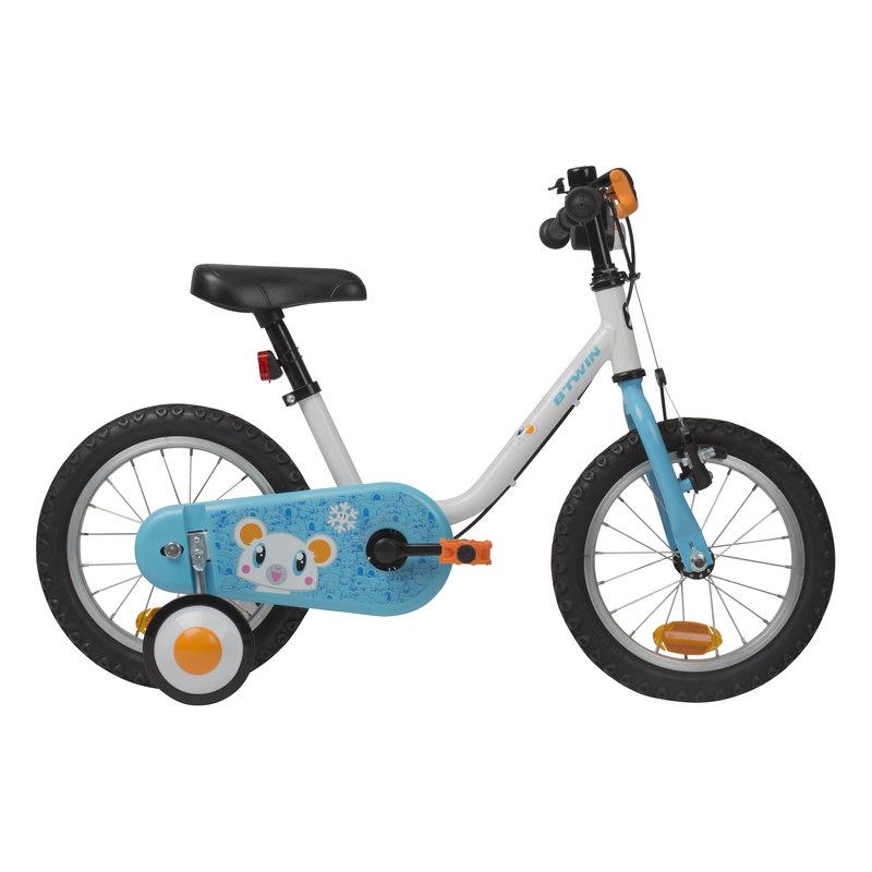 Decathlon, rower 100 arctic dla dzieci B'twin, 349,99 PLN.jpg