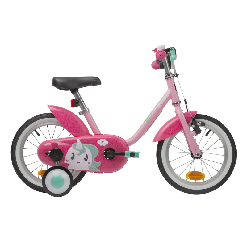 Decathlon, rower 500 jednorożec dla dzieci B'twin, 399,99 PLN.jpg