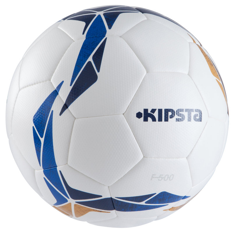 Decathlon, piłka do piłki nożnej Kipsta, 49,99 PLN.jpg