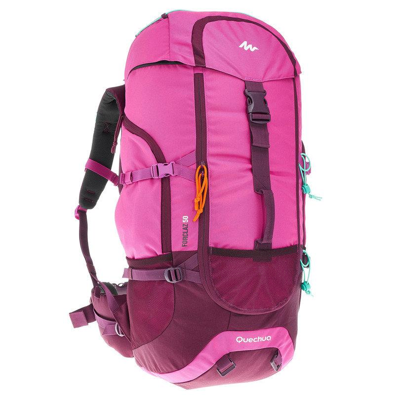Decathlon, plecak trekkingowy Forclaz 50L Quechua, 129,99 PLN (2).jpg
