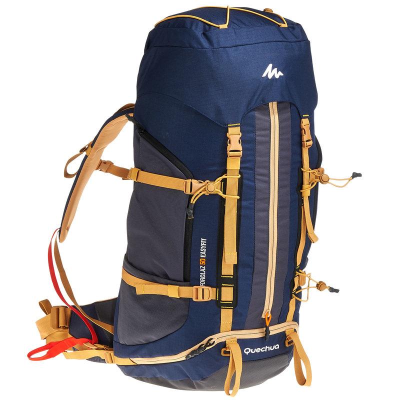 Decathlon, plecak trekkingowy easyfit 50L męski Forclaz, 299,99 PLN.jpg