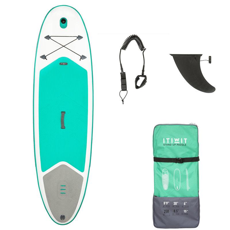 Decathlon, deska stand up paddle pneumatyczna Itiwit, 1299,00 PLN.jpg