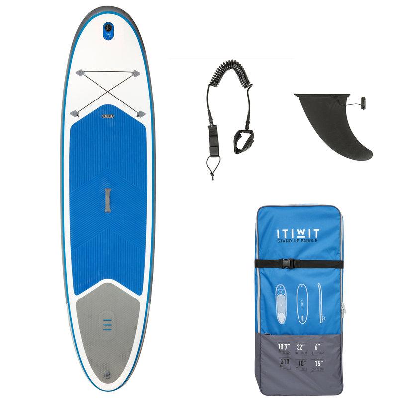 Decathlon, deska stand up paddle pneumatyczna Itiwit, 1599,00 PLN.jpg