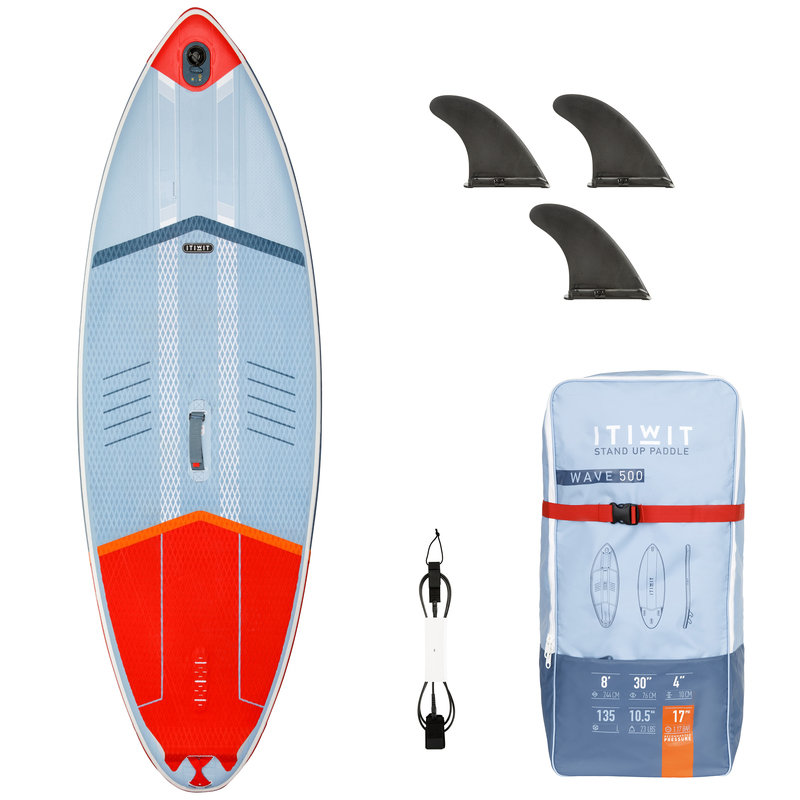 Decathlon, deska stand up paddle pneumatyczna Itiwit, 2549,00 PLN.jpg