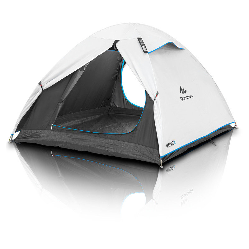 Decathlon, namiot kempingowy Arpenaz Fresh&black, 3 os. Quechua, 229,99 PLN.jpg