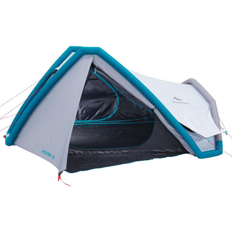 Decathlon, namiot kempingowy air seconds 3XL Fresh&Black, 3 os. Quechua, 649,99 PLN.jpg