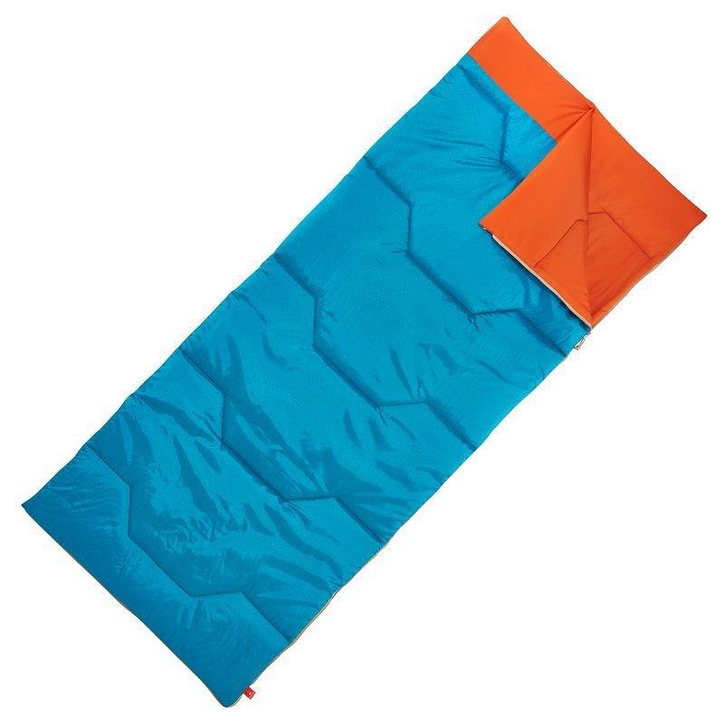 Decathlon, śpiwór kempingowy Arpenaz Quechua, 79,99 PLN.jpg
