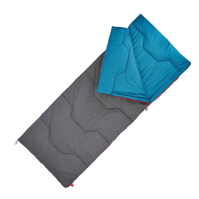 Decathlon, śpiwór kempingowy Arpenaz Quechua, 169,99 PLN.jpg