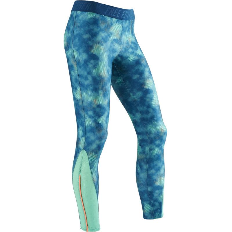 Decathlon, legginsy gym & pilates S900 dla dzieci Domyos, 64,99 PLN.jpg