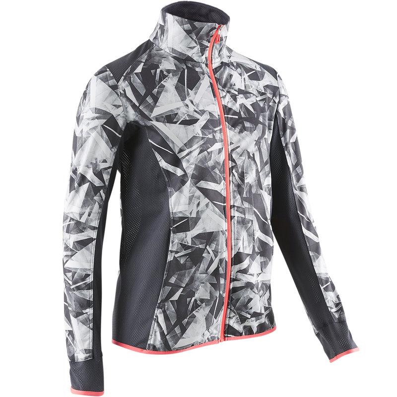 Decathlon, bluza na zamek gym & pilates S900 dla dzieci Domyos, 59,99 PLN.jpg