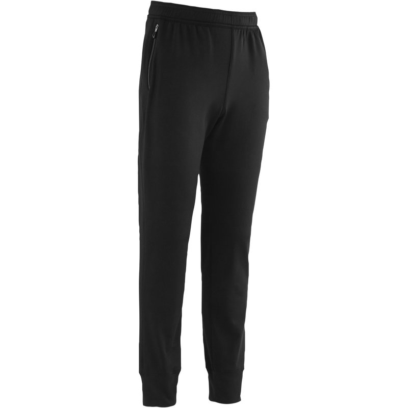 Decathlon, spodnie dresowe gym & pilates S900 dla dzieci Domyos, 64,99 PLN (2).jpg