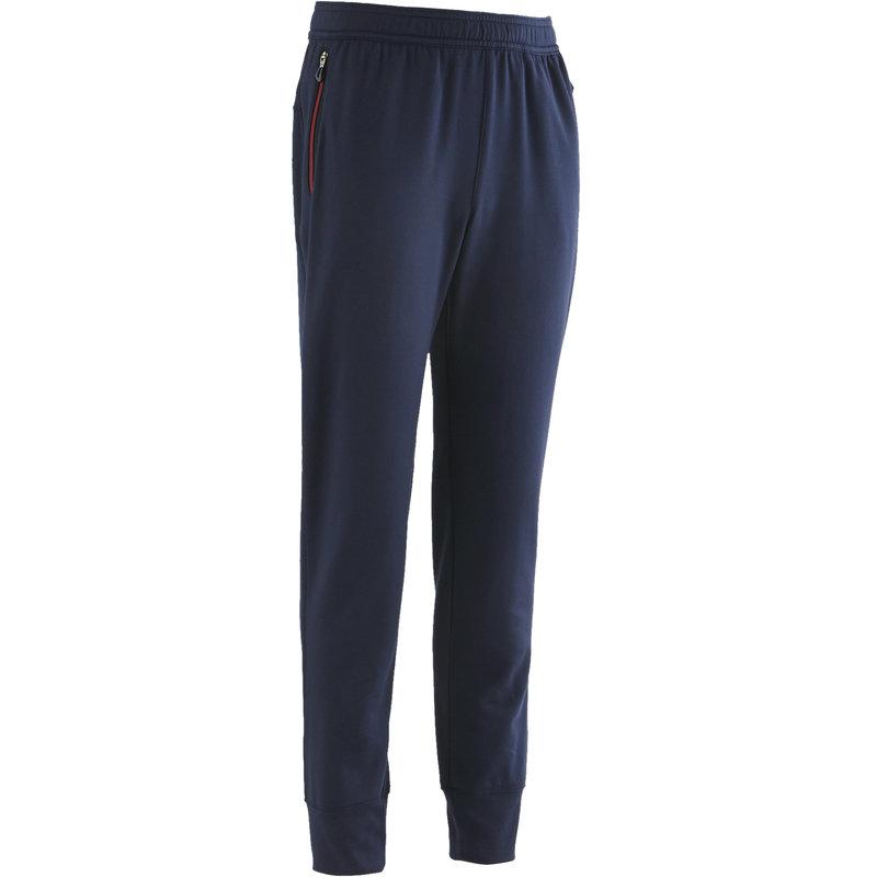 Decathlon, spodnie dresowe gym & pilates S900 dla dzieci Domyos, 64,99 PLN (4).jpg