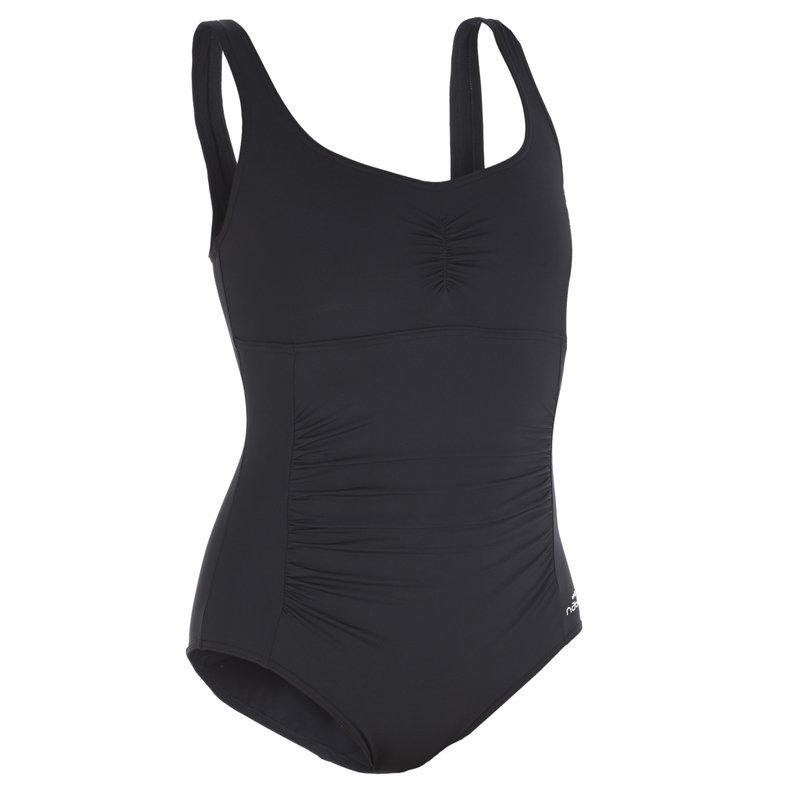 Decathlon, strój jednoczęściowy do aquafitness damski Nabaiji, 79,99 PLN.jpg