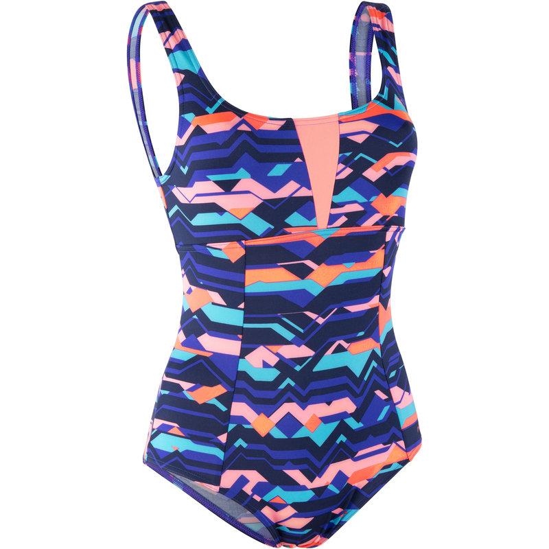 Decathlon, strój jednoczęściowy do aquafitness damski Nabaiji, 59,99 PLN (2).jpg