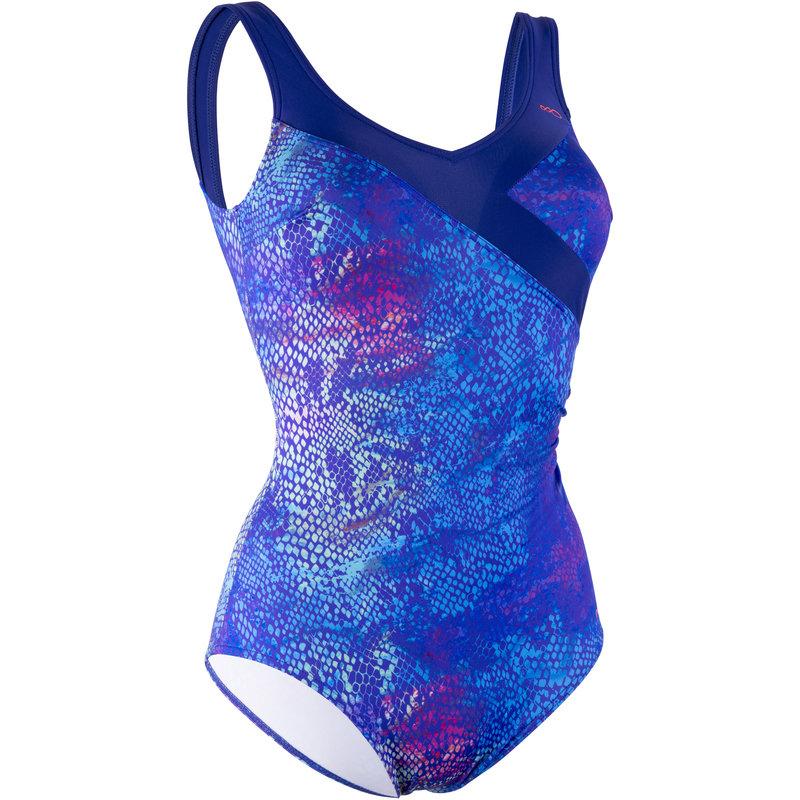 Decathlon, strój jednoczęściowy do aquafitness damski Nabaiji, 129,99 PLN.jpg
