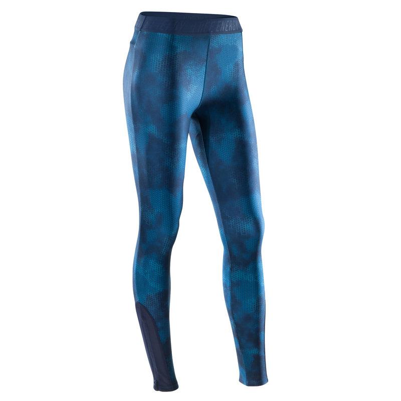 Decathlon, legginsy fitness kardio 500 damskie Domyos, 64,99 PLN.jpg