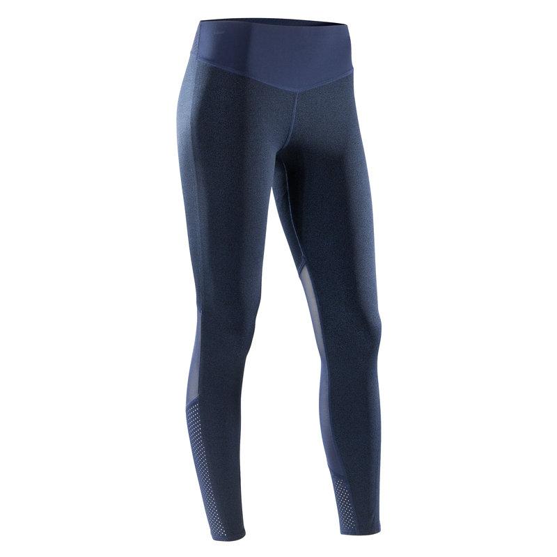 Decathlon, legginsy fitness kardio 900 damskie Domyos, 89,99 PLN (3).jpg
