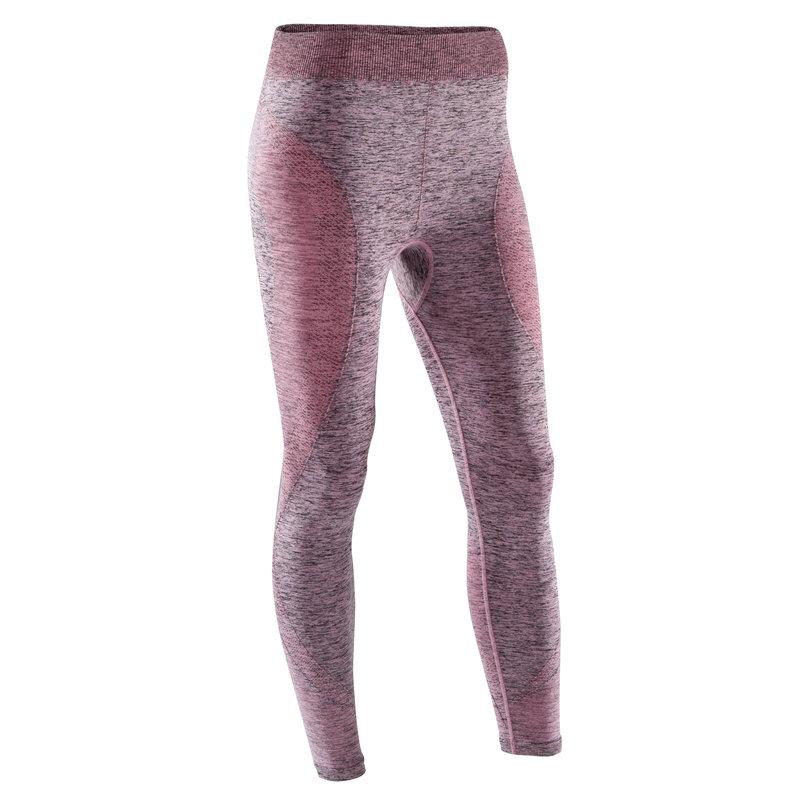 Decathlon, legginsy do jogi 78 Yoga damskie Domyos, 64,99 PLN.jpg