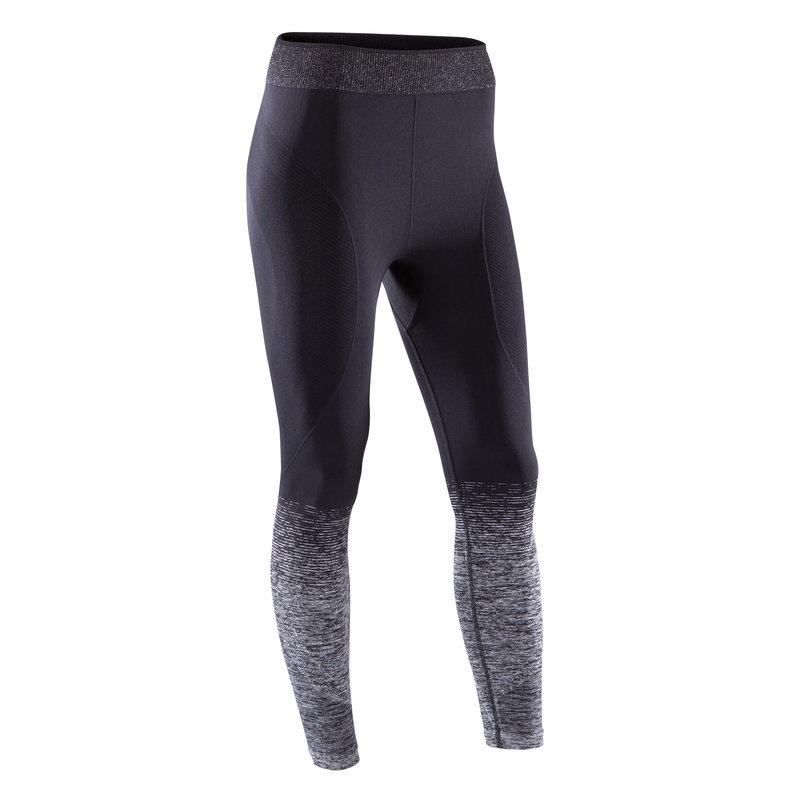 Decathlon, legginsy do jogi Yoga 7_8 damskie Domyos, 64,99 PLN.jpg