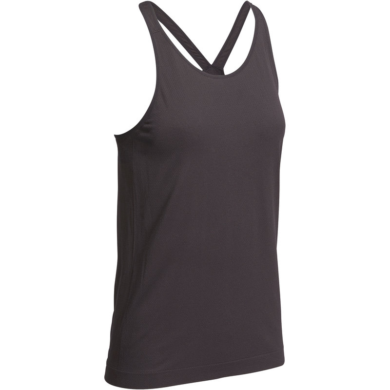 Decathlon, top do jogi Yoga+ damski Domyos, 39,99 PLN.jpg